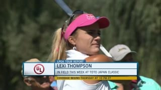 Does Lexi have something to prove this week in Japan?