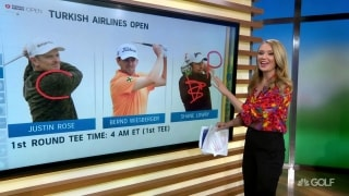 Winner, Contender, Pretender: Turkish Airlines Open