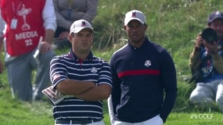 Reed: Presidents Cup pick from Tiger would 'mean the world'