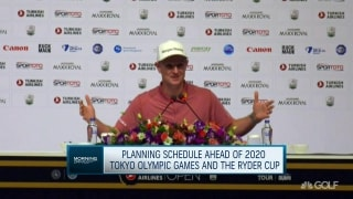 Rose rates his PGA Tour season and looks ahead to 2020
