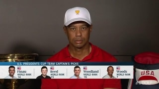 Tiger: It's time to start working on strategy, pairings