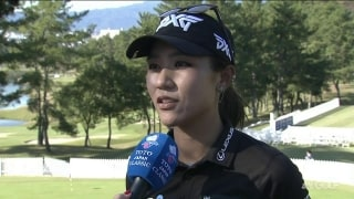 Ko (68) taking advantage of short-game opportunities in Japan