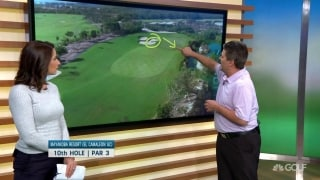 Mayakoba preview: Breaking down El Camaleon's par-3 10th hole