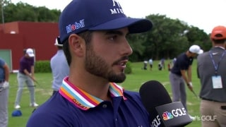 Ancer: 'Super excited' to be part of International Presidents Cup team