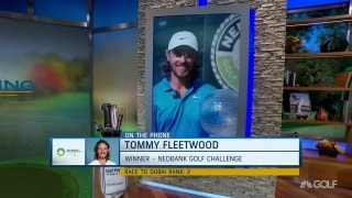 Fleetwood (65): 'You're never satisfied unless you actually win'