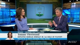 Chamblee: Fleetwood's 'awful is certainly passable'