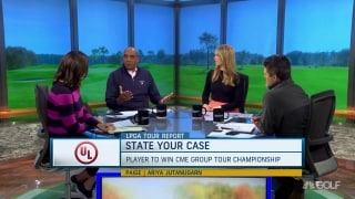 State your case: Player to win CME Group Tour Championship
