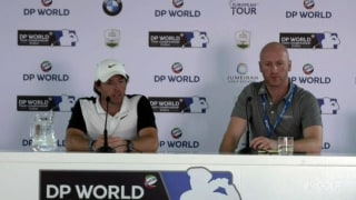 McIlroy has 'no frustration' with Race to Dubai position