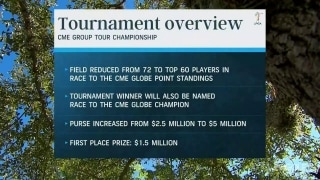 CME Group Tour Championship: What you need to know