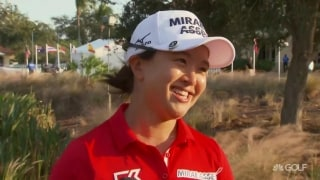 S.Y. Kim, Hall, Ryu size up Round 1 at Tiburon