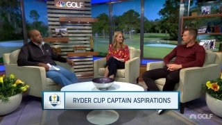 Stenson's Ryder Cup dream? Winning on American soil