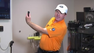 Herring: Take a selfie approach to hitting high, soft wedges