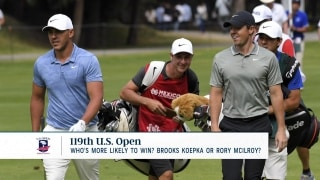 Brooks or Rory: Who is more likely to win the U.S. Open?