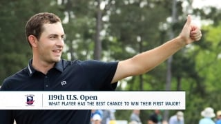 What top-ranked player could win first major at 119th U.S. Open?