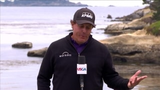 Phil on elusive U.S. Open: 'It's not like I'm going to stop trying'