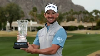 Champion Chats: Landry shows his mettle to win AmEx