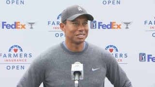 Tiger on new driver: 'Shaped the ball well off the tee'