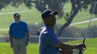 Highlights: Tiger (69) not far off pace at Torrey