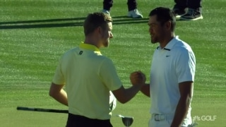 Highlights: Simpson tops Finau in playoff to win Phoenix Open