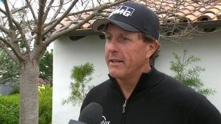 Mickelson (64): History at Pebble Beach 'will come in handy'