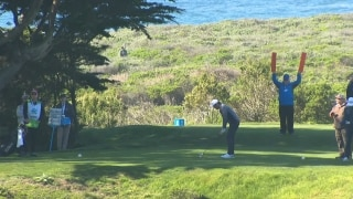 Highlights: Stars shine in Rd. 2 at Pebble Beach