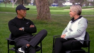 Back where it all started: Tiger ready to compete, host Genesis