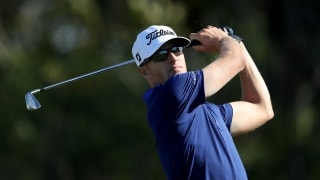 Hoffmann receives PGA Tour Courage Award