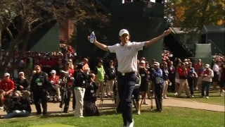 Great Moments in Time: Rory barely makes Medinah tee time at 2012 Ryder Cup