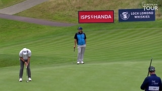 Highlights: Smith fires 66, shares lead with Syme at Wales Open