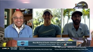 DJ, Rory agree: 'We're going to have a tough match'