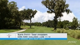 Perks previews KFT return at TPC Sawgrass