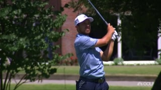 Highlights: Stars looking up at Xander at Colonial