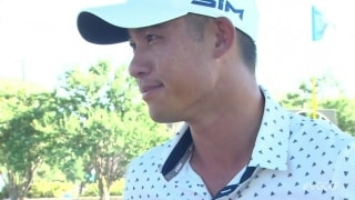 Morikawa: 'Solid week overall, just didn't get the job done'