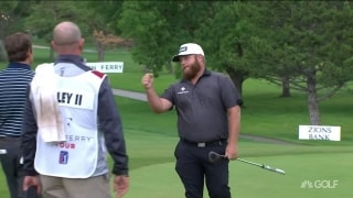 Highlights: Jones wins playoff at Utah Championship