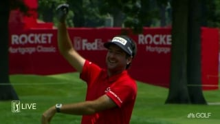 Watson-Varner III top Day-Bryan in charity match at Rocket Mortgage Classic
