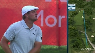 Highlights: DeChambeau (66) one off Rocket Mortgage lead
