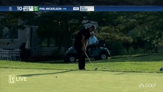 Highlights: Mickelson improves, Spieth MCs in Rd. 2 at Workday Charity Open