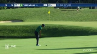 Highlights: Tiger (71) back and better at Memorial