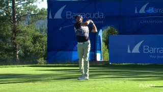 Highlights: Merritt leads through 54 holes at Barracuda Championship
