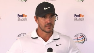 Koepka: 'This is where we wanted to be, peaking for the PGA'