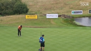 Highlights: Horsfield (64) gallops out front at Celtic Classic