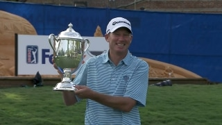 Wyndham winner Herman likes 'being in the mix'