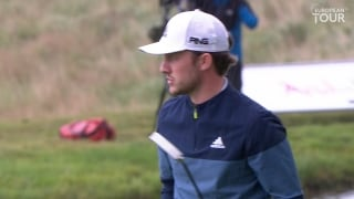 Highlights: Syme stays steady, leads Wales Open by two