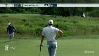 Highlights: Tiger (73), Rory (74) struggle at Northern Trust