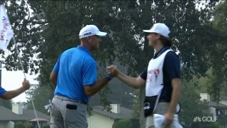 Highlights: Cink ends win drought at Safeway Open