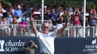 Highlights: Jimenez completes wire-to-wire win at Sanford International