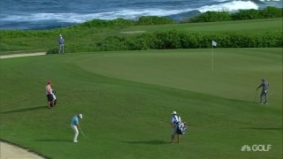 Highlights: Four-way tie for lead in Punta Cana