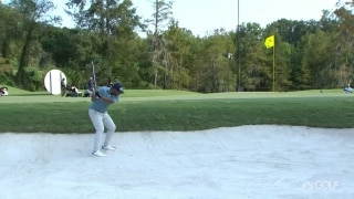Highlights: Four-way tie for lead at Sanderson Farms