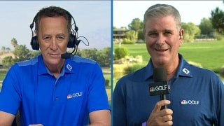 Golf Central Update: Cantlay (63) chasing DeChambeau (62) in Las Vegas