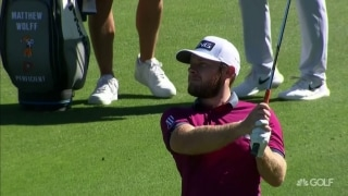 Highlights: Hatton leads Schauffele, Henley at CJ Cup